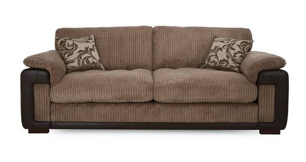 Infinity 4 Seater Formal Back Sofa