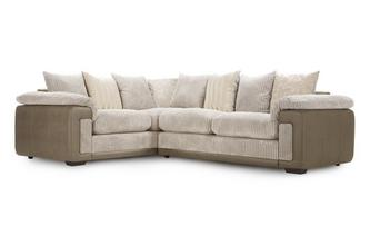 Infinity Right Hand Facing Pillow Back Corner Sofa Eternal