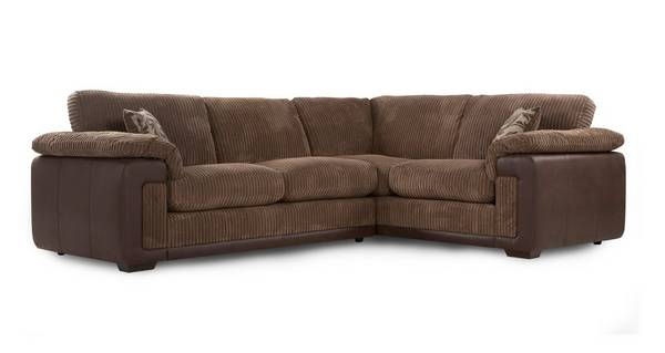 Infinity Left Hand Facing Formal Back Corner Deluxe Sofa Bed