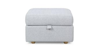 Iris Storage Footstool