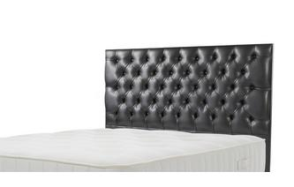 4 ft 6 Headboard Faux Leather