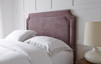 Islington Double (4 ft 6) Headboard Majestic