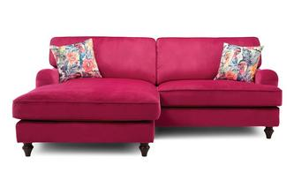 Left Hand Facing 4 Seater Lounger Sofa