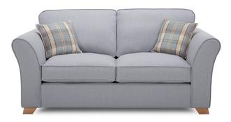 Jasper 2 Seater Formal Back Sofa Bed