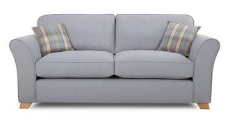 Jasper 3 Seater Formal Back Sofa