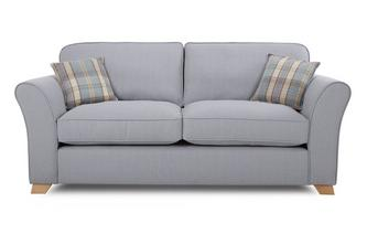 3 Seater Formal Back Sofa Jasper