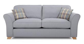 Jasper 3 Seater Formal Back Sofa Bed