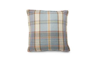 Check Scatter Cushion Jasper