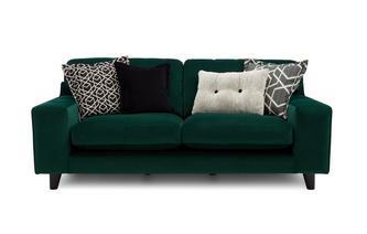 3 Seater Charging Sofa