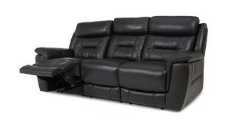 Jenson 3-zitter handbediende recliner
