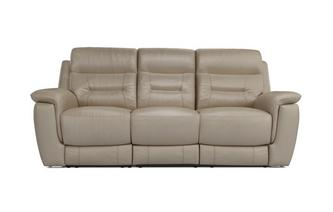 Jenson 3 Seater Manual Recliner Premium