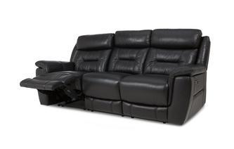 3-zits elektrische recliner Premium
