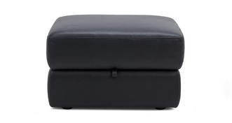 Jett Storage Footstool