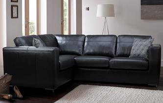 Jimmi Left Hand Facing 2 Seater Corner Sofa Brooke