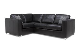 Jimmi Right Hand Facing 2 Seater Deluxe Corner Sofa Bed Brooke