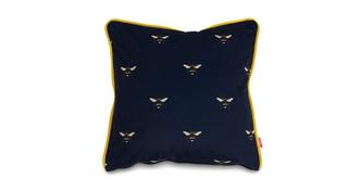 Joules Scatters Botanical-Bee Small Scatter Cushion