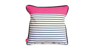 Joules Scatters Hope-Stripe Small Scatter Cushion