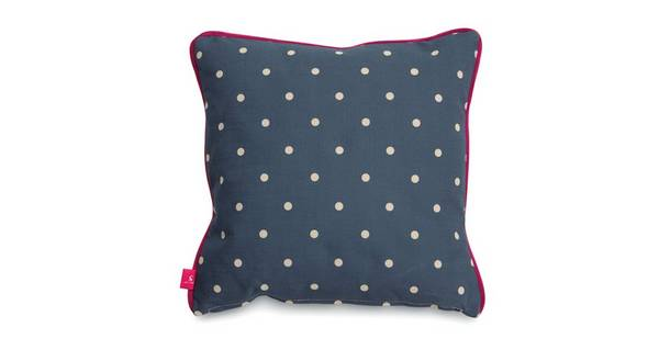 Joules Scatters London-Spot Small Scatter Cushion