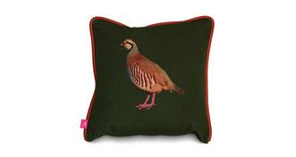 Joules Scatters Peter-Partridge Small Scatter Cushion