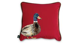 Joules Scatters Darren-Duck Small Scatter Cushion