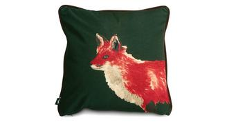 Joules Scatters Fergus-Fox Small Scatter Cushion