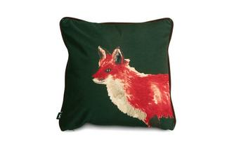 Fergus-Fox Small Scatter Cushion