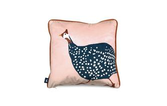 Langton-Guinea-Fowl-Small Scatter Cushion