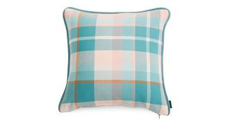 Joules Scatters Patterdale-Plaid Small Scatter Cushion