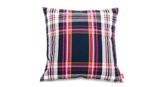 Joules Scatters Millbrook-Check Large Scatter Cushion