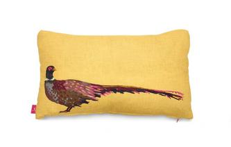 Bolster Cushion Pheasant