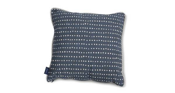 Joules Scatters Dash-Peacoat-Spot Small Scatter Cushion
