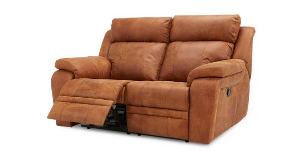 Journey 2 Seater Manual Recliner