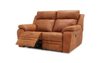 2 Seater Power Recliner Saddle