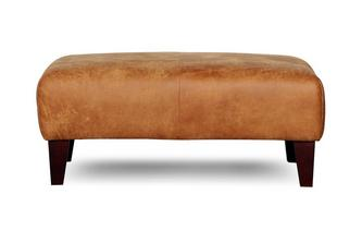 Banquette Footstool Saddle