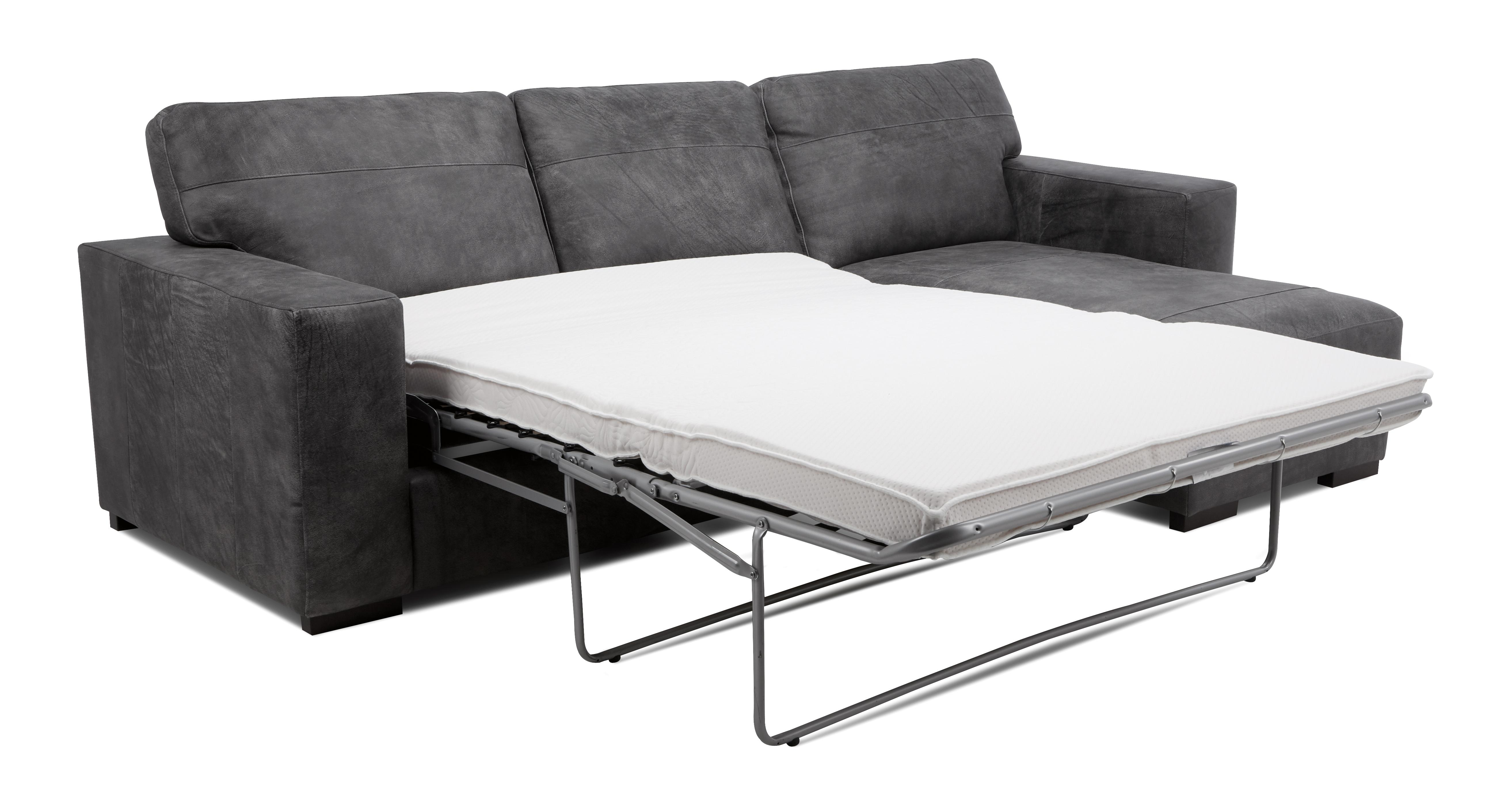Julius Right Hand Facing Chaise End Storage Deluxe Sofa Bed Grand ...