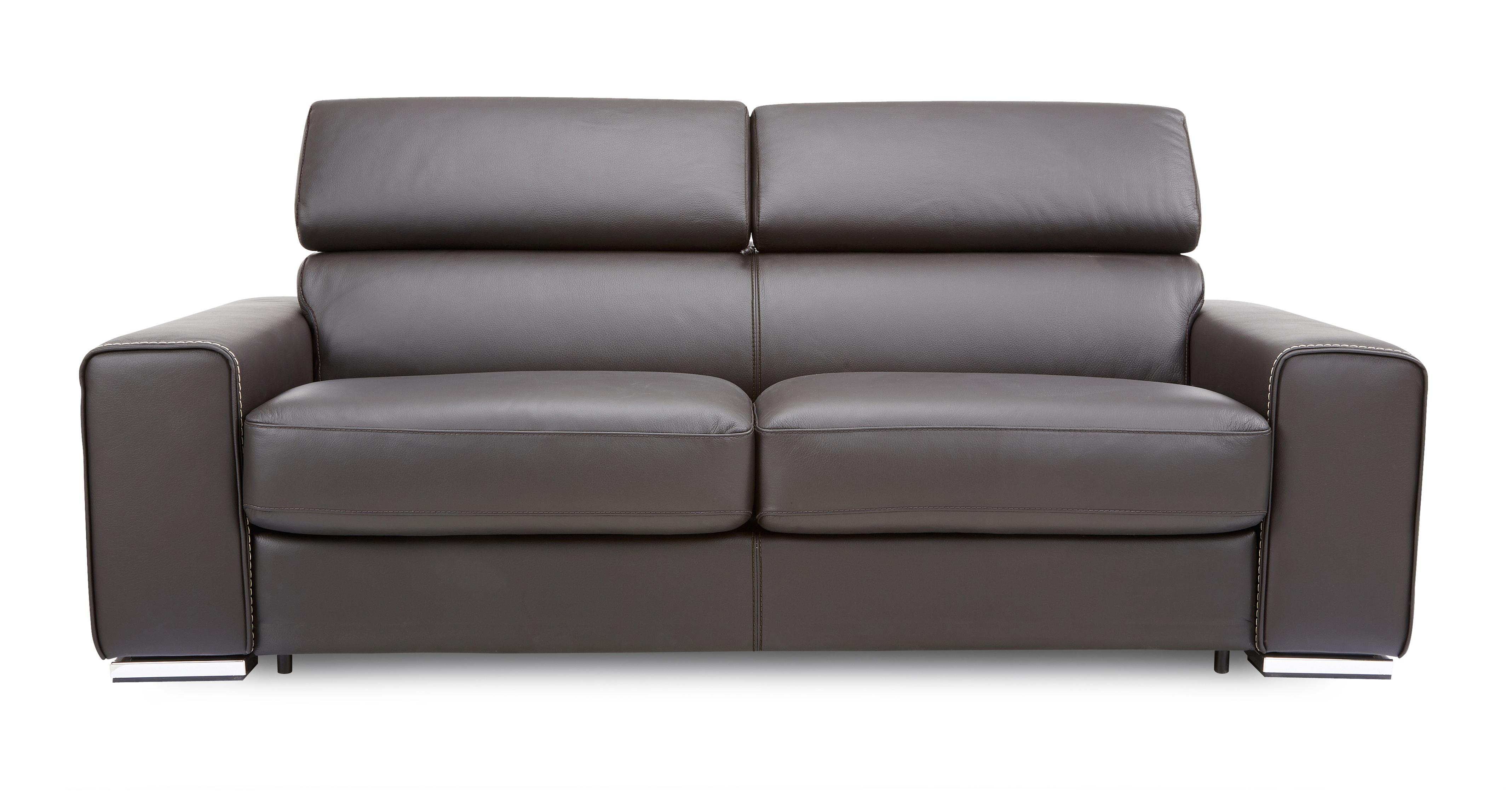 Kalamos 3 Seater Sofa Bed Sierra Contrast Dfs Ireland