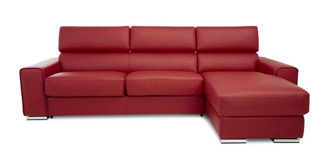 Kalamos: Right Hand Facing 3 Seater Chaise Sofa
