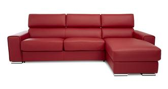 Kalamos Right Hand Facing 3 Seater Storage Chaise Sofa