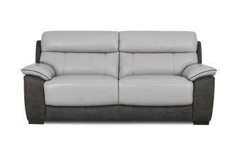 3 Seater Fixed Sofa
