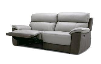3 Seater Power Recliner Sofa