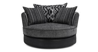 Kamilla Large Swivel Chair