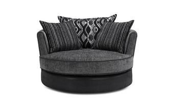 Large Swivel Chair Kamilla