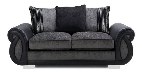 Kamilla Pillow Back Large 2 Seater Sofa