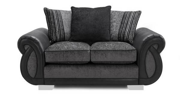 Kamilla Pillow Back Small 2 Seater Sofa