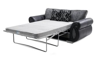 Formal Back 2 Seater Deluxe Sofa Bed Kamilla