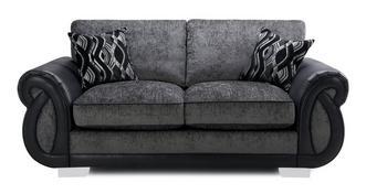 Kamilla Formal Back 2 Seater Supreme Sofa Bed