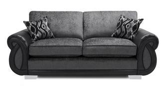 Kamilla Formal Back 3 Seater Sofa