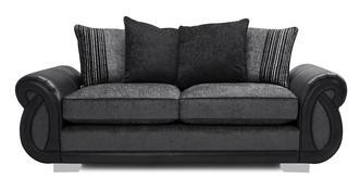 Kamilla Pillow Back 3 Seater Sofa