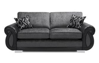 Formal Back 3 Seater Supreme Sofa Bed Kamilla