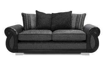Pillow Back 3 Seater Supreme Sofa Bed Kamilla